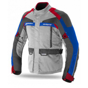 JAKNA SD-JT43 WINTER TOURING MAN  ICE/RED/BLUE XL