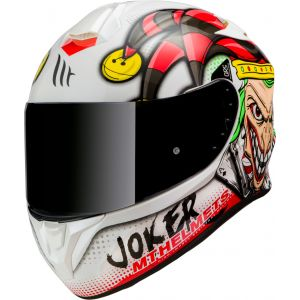 KACIGA MT TARGO JOKER WHITE XL